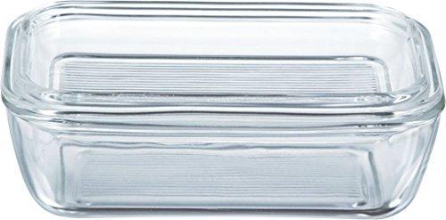 luminarc butterdose 17x105cm mit deckel 1 stueck - Luminarc Butterdose 17x10,5cm mit Deckel, 1 Stück