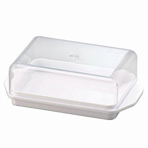 wuellner kaiser butterdose kuehlschrankbutterdose weiss 138 x 88 x 49 cm - Wüllner + Kaiser Butterdose Kühlschrankbutterdose, Weiß, 13,8 x 8,8 x 4,9 cm